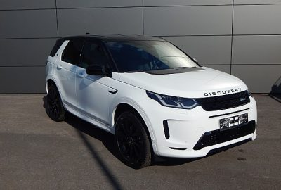 Land Rover Discovery Sport P200 AWD Aut. R-Dynamic SE bei Landrover Schirak KG in