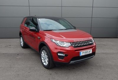 Land Rover Discovery Sport 2,0 TD4 4WD SE Aut. bei Landrover Schirak KG in