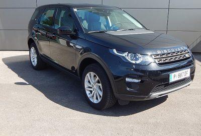 Land Rover Discovery Sport 2,0 TD4 150 4WD SE Aut. bei Landrover Schirak KG in