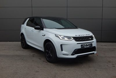 Land Rover Discovery Sport P300e PHEV AWD R-Dynamic S Aut. bei Landrover Schirak KG in