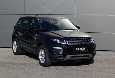 Land Rover Range Rover Evoque Pure 2,0 TD4 Aut. bei Landrover Schirak KG in