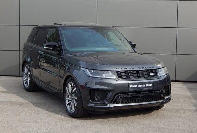 Land Rover Range Rover Sport 5,0 V8 Autobiography Dynamic Aut. bei Landrover Schirak KG in