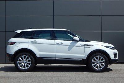 Land Rover Range Rover Evoque SE 2,0 eD4 e-Capability bei Landrover Schirak KG in